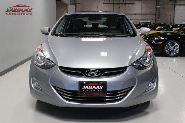 2013 Hyundai Elantra Limited Merrillville, Indiana 7