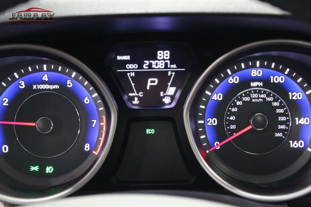 2013 Hyundai Elantra Limited Merrillville, Indiana 18