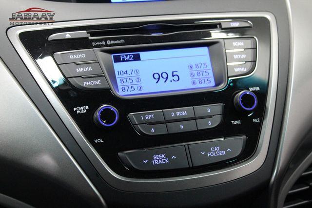 2013 Hyundai Elantra Limited Merrillville, Indiana 20