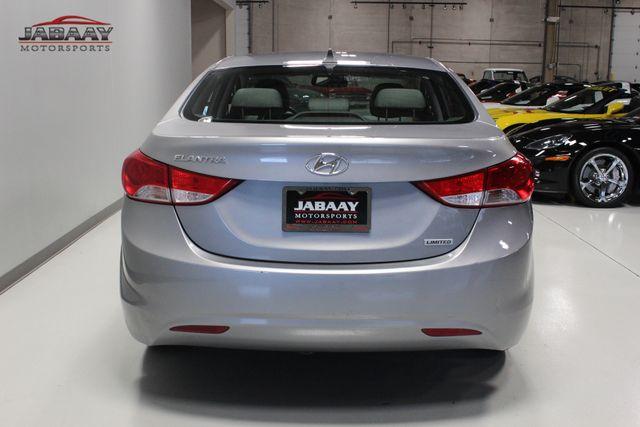 2013 Hyundai Elantra Limited Merrillville, Indiana 3