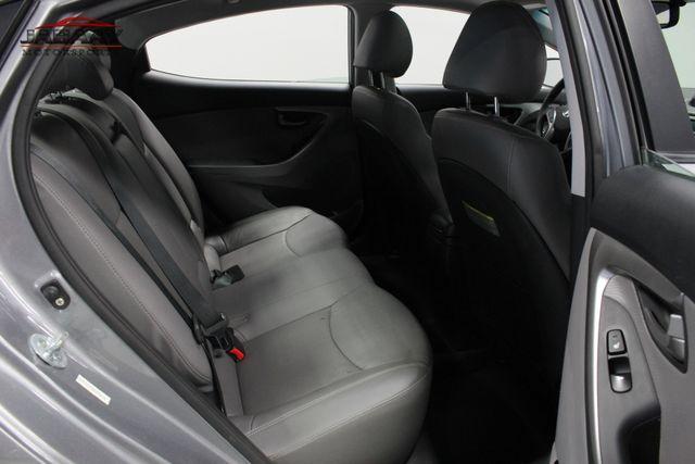 2013 Hyundai Elantra Limited Merrillville, Indiana 13