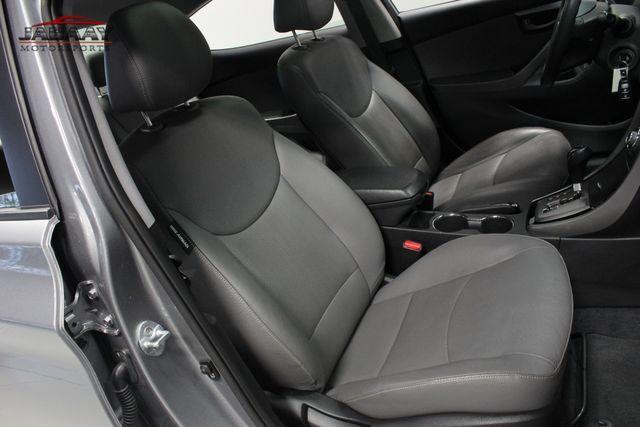 2013 Hyundai Elantra Limited Merrillville, Indiana 14