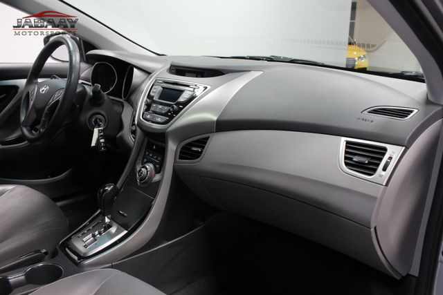 2013 Hyundai Elantra Limited Merrillville, Indiana 16