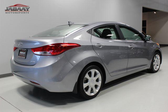 2013 Hyundai Elantra Limited Merrillville, Indiana 4