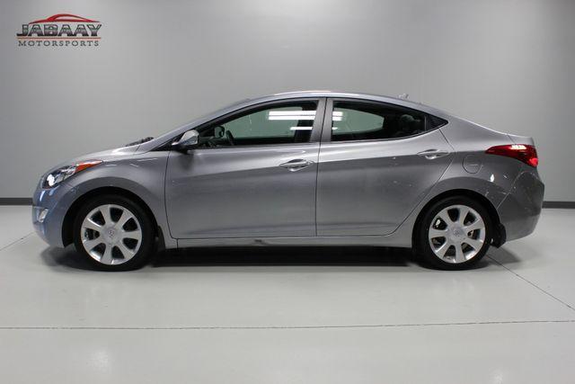2013 Hyundai Elantra Limited Merrillville, Indiana 1