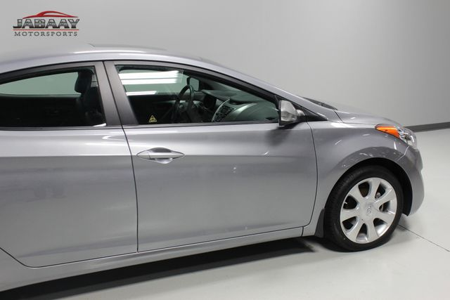 2013 Hyundai Elantra Limited Merrillville, Indiana 39