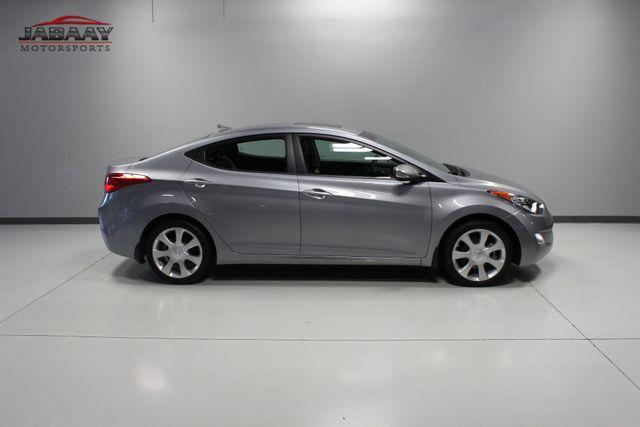 2013 Hyundai Elantra Limited Merrillville, Indiana 42