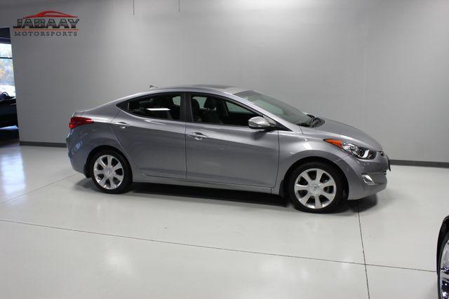 2013 Hyundai Elantra Limited Merrillville, Indiana 43