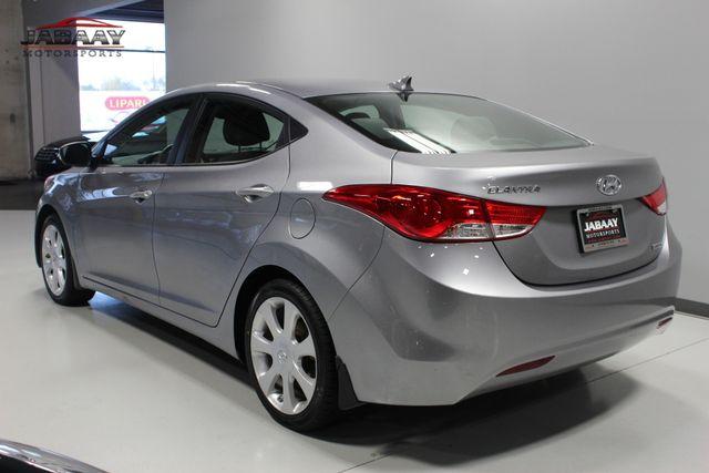 2013 Hyundai Elantra Limited Merrillville, Indiana 2