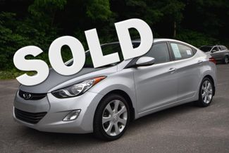 2013 Hyundai Elantra Limited Naugatuck, Connecticut