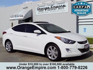 2013 Hyundai Elantra Limited Orange, CA