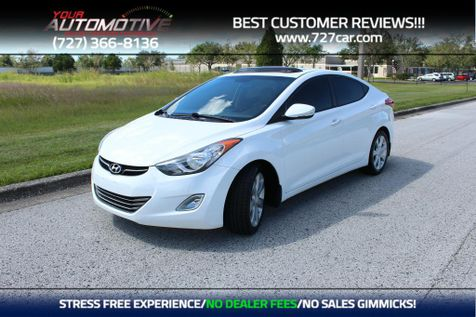 2013 Hyundai Elantra GLS in PINELLAS PARK, FL