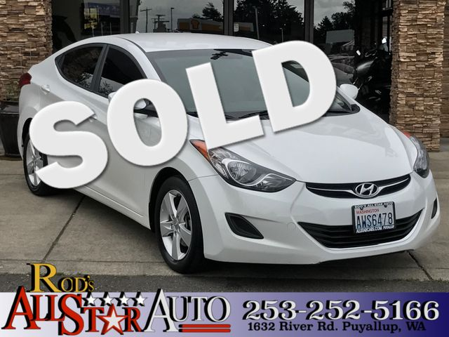 2013 Hyundai Elantra GLS The CARFAX Buy Back Guarantee that comes with this vehicle means that you