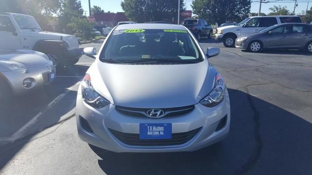 2013 Hyundai Elantra GLS Richmond, Virginia 1