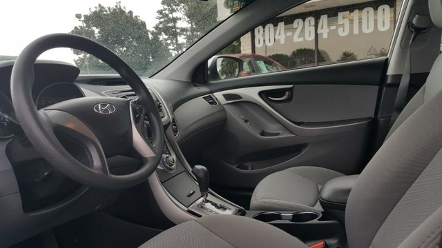 2013 Hyundai Elantra GLS Richmond, Virginia 11
