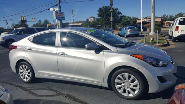 2013 Hyundai Elantra GLS Richmond, Virginia 2