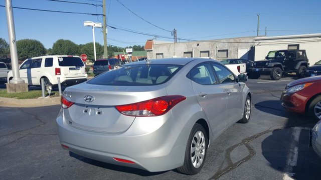 2013 Hyundai Elantra GLS Richmond, Virginia 3