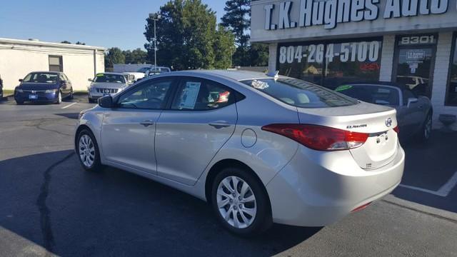2013 Hyundai Elantra GLS Richmond, Virginia 4