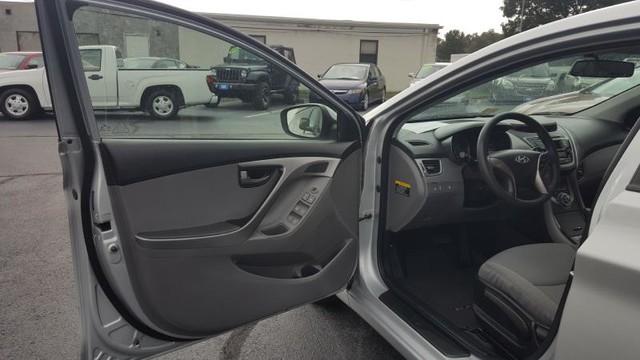 2013 Hyundai Elantra GLS Richmond, Virginia 9