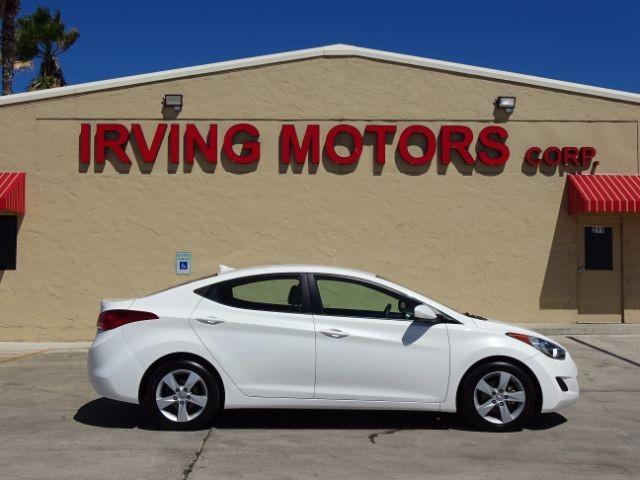 2013 Hyundai Elantra GLS San Antonio , Texas 1