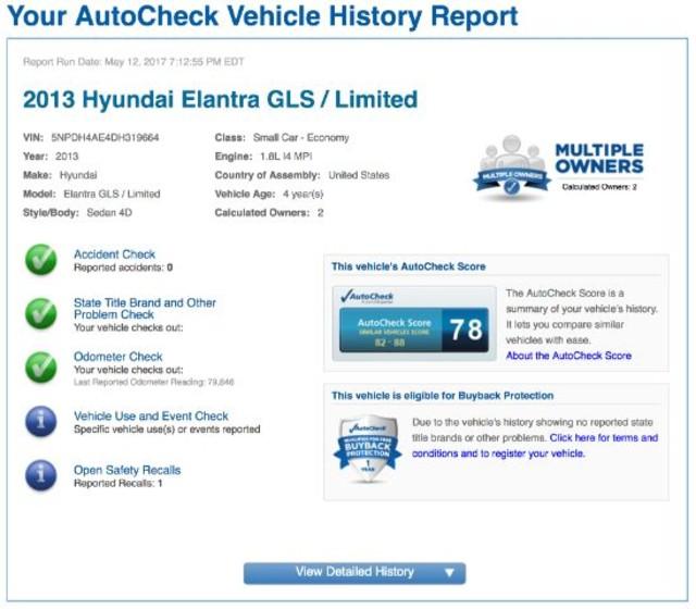 2013 Hyundai Elantra GLS San Antonio , Texas 11
