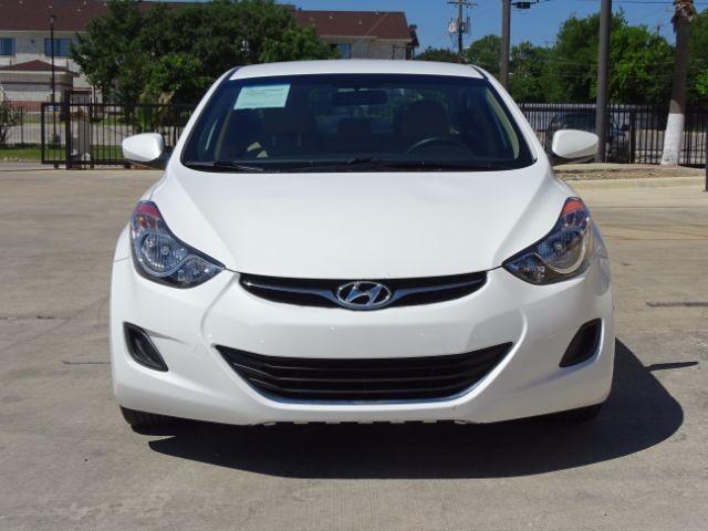 2013 Hyundai Elantra GLS San Antonio , Texas 4