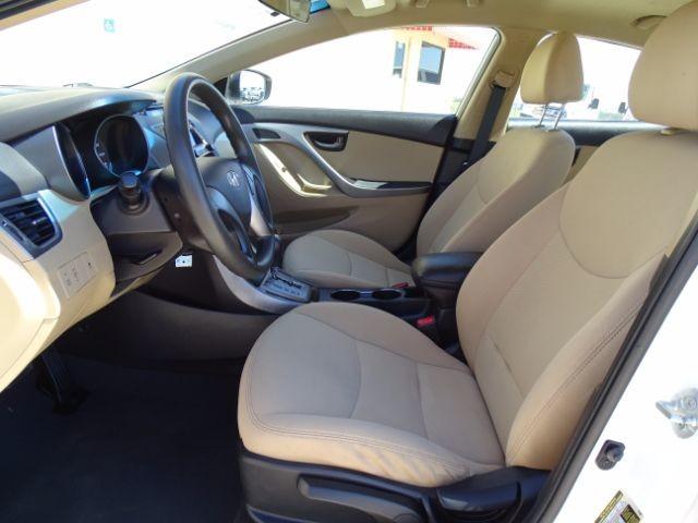 2013 Hyundai Elantra GLS San Antonio , Texas 9