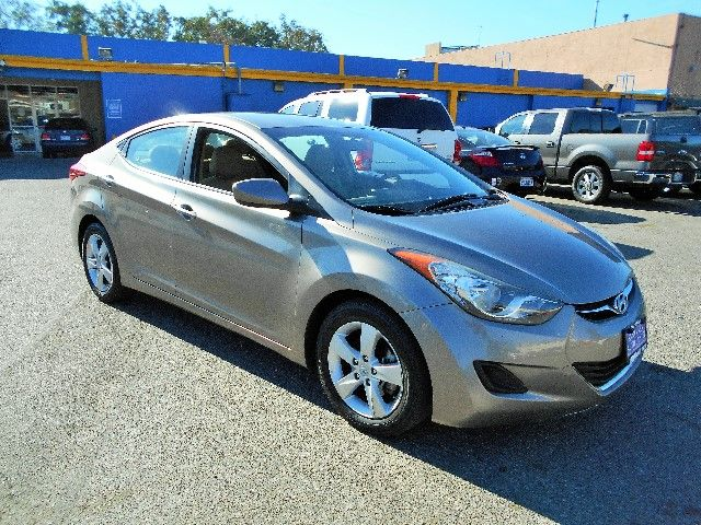 2013 Hyundai Elantra GLS Limited warranty included to assure your worry-free purchase AutoCheck r