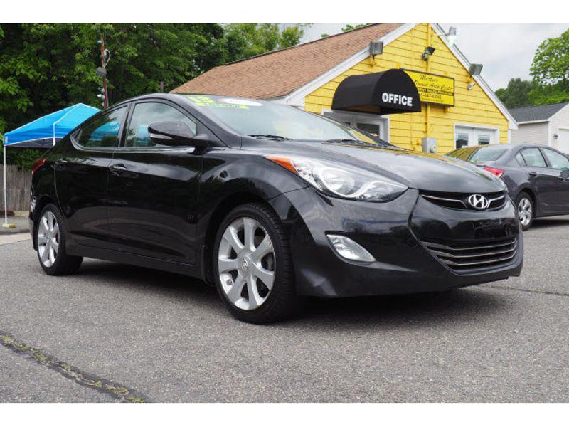 2013 Hyundai Elantra Limited PZEV | Whitman, Massachusetts | Martin's Pre-Owned