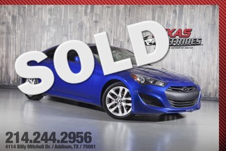 2013 Hyundai Genesis Coupe 2.0T 6-Speed in Addison