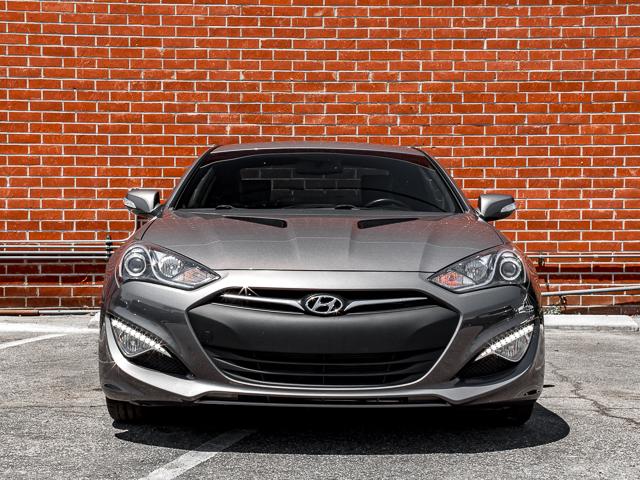 2013 Hyundai Genesis Coupe 3.8 Grand Touring Burbank, CA 2