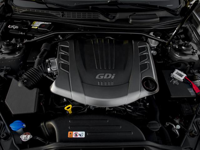 2013 Hyundai Genesis Coupe 3.8 Grand Touring Burbank, CA 15