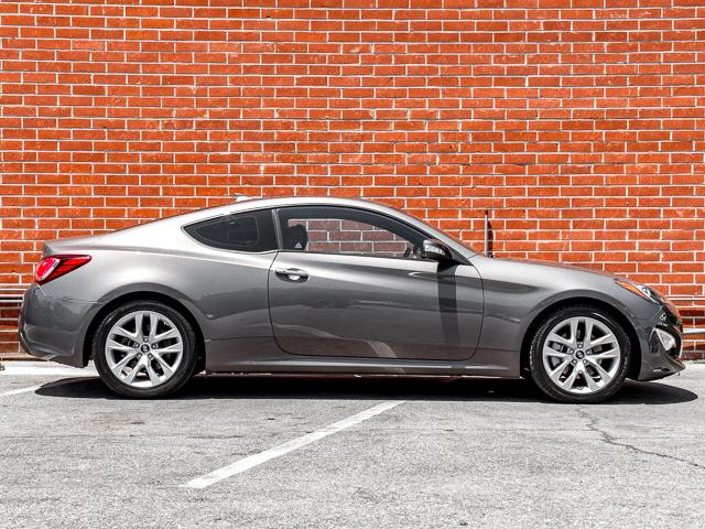 2013 Hyundai Genesis Coupe 3.8 Grand Touring Burbank, CA 4