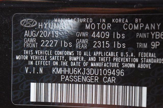 2013 Hyundai Genesis Coupe 3.8 Grand Touring Richmond Hill, New York 32