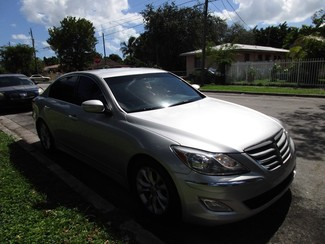 2013 Hyundai Genesis 3.8L Miami, Florida 7