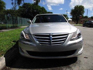 2013 Hyundai Genesis 3.8L Miami, Florida 8