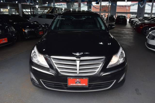 2013 Hyundai Genesis 3.8L Richmond Hill, New York 2