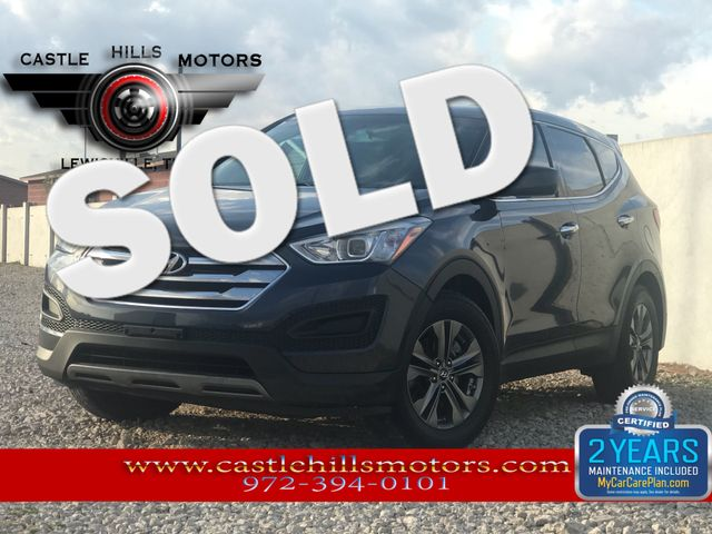 2013 Hyundai Santa Fe Sport | Lewisville, Texas | Castle Hills Motors in Lewisville Texas