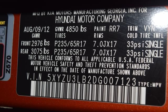 2013 Hyundai Santa Fe Sport Richmond Hill, New York 15