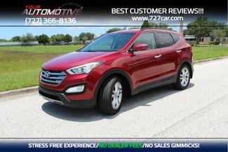 2013 Hyundai SANTA FE SPORT in PINELLAS PARK, FL