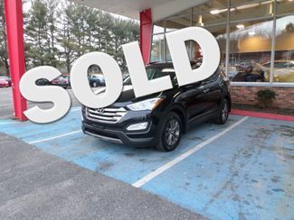 2013 Hyundai Santa Fe in WATERBURY, CT