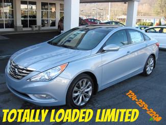 2013 Hyundai Sonata Limited Bentleyville, Pennsylvania 7