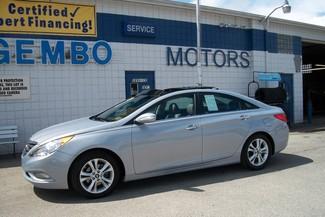 2013 Hyundai Sonata Limited Bentleyville, Pennsylvania 43