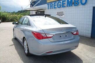 2013 Hyundai Sonata Limited Bentleyville, Pennsylvania 49