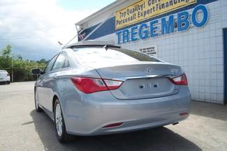 2013 Hyundai Sonata Limited Bentleyville, Pennsylvania 50