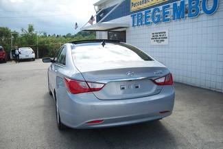 2013 Hyundai Sonata Limited Bentleyville, Pennsylvania 52