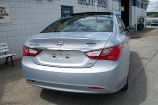 2013 Hyundai Sonata Limited Bentleyville, Pennsylvania 54