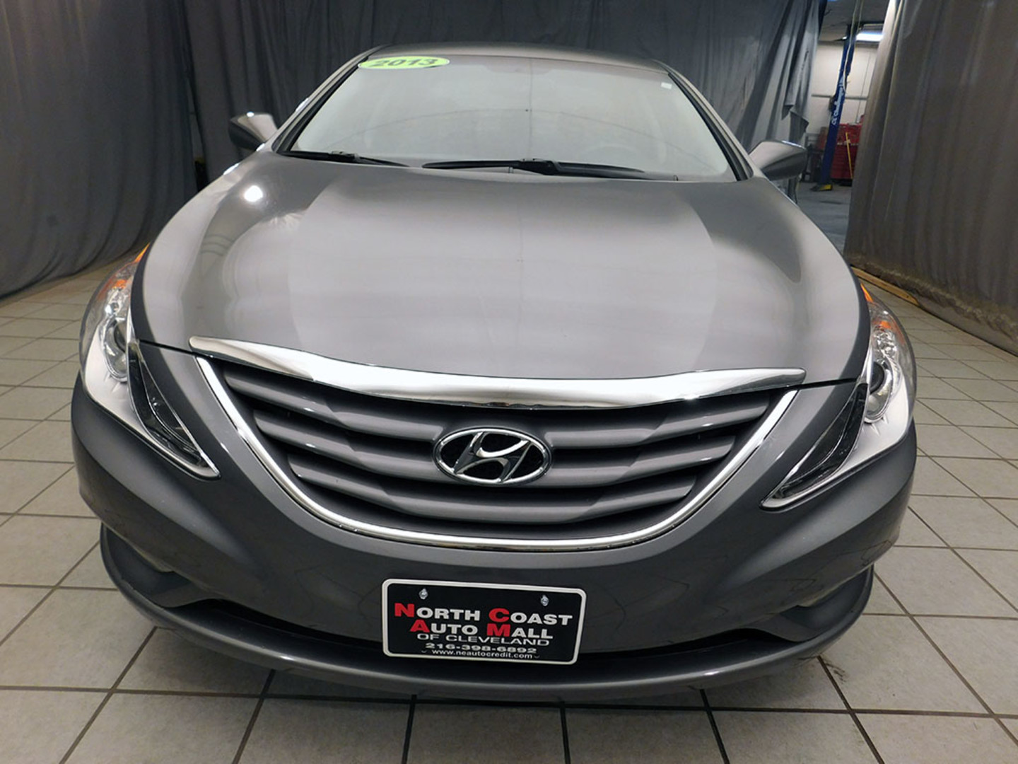 2013 hyundai sonata gls city ohio north coast auto mall of. Black Bedroom Furniture Sets. Home Design Ideas