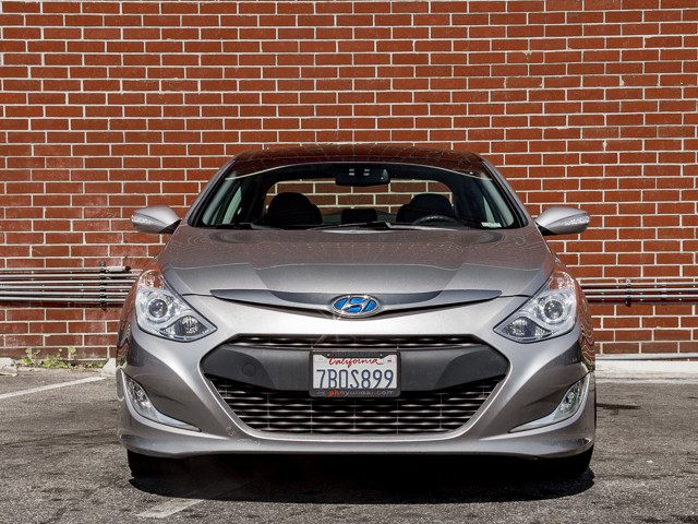 2013 Hyundai Sonata Hybrid LIMITED Burbank, CA 1