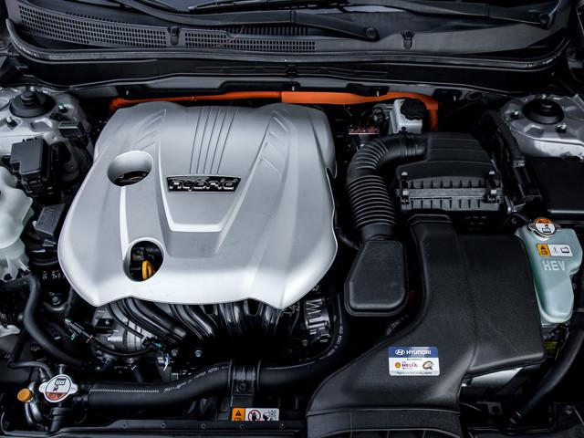2013 Hyundai Sonata Hybrid Limited w/Panoramic Sunroof Pkg Burbank, CA 14